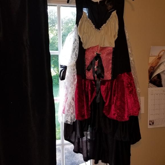 NWT - Leg Avenue wicked wench costume 3X/4X